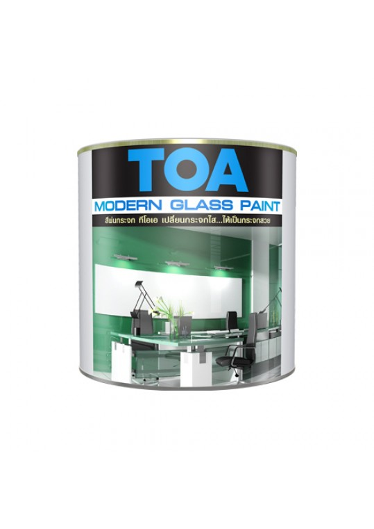 ทีโอเอ โมเดิร์น กลาส ไพร์เมอร์ สีพ่นรองพื้นกระจก