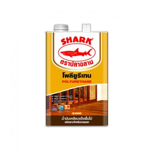 ปลาฉลาม โพลียูรีเทน 1 ส่วนชนิดเงา สำหรับภายนอก