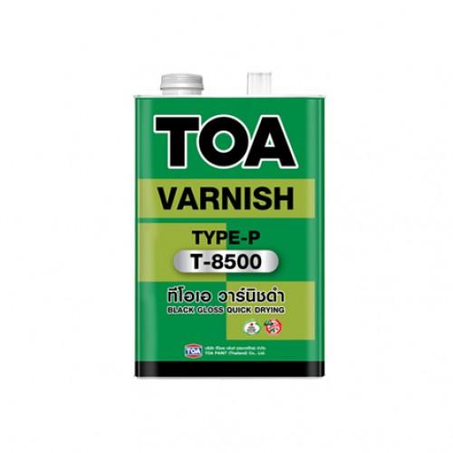 ทีโอเอ วานิชดำ T-8500 สำหรับภายใน