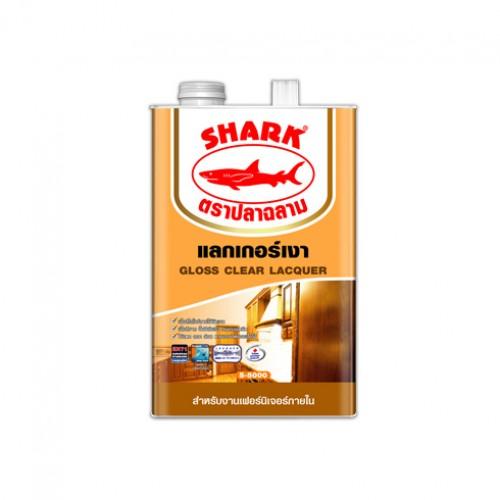แล็กเกอร์ ชนิดเงา ตราปลาฉลาม S-5000